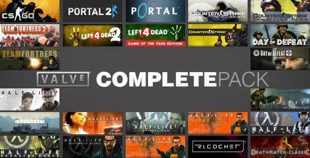 7 digit 2003 Valve Complete Pack + 5 year veteran + original email